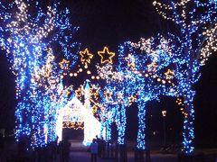 日本のクリスマスは山口からに行ってきました。