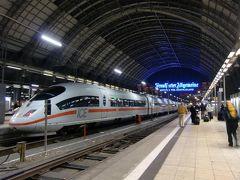 ヨーロッパ(4カ国)国際特急列車の旅⑤(ベルン→フランクフルト)