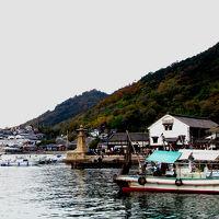 フェリー(国東市竹田津港乗船)で行く広島マイカーの旅 (鞆の浦編) 3−3