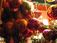 ドイツ・クリスマスマーケットの旅★  1日目