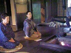 東京文化財 江戸川名主屋敷の昔話でなごむ