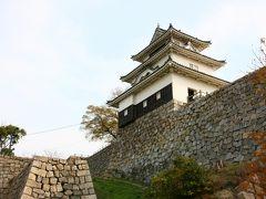 紅葉の讃岐(5) 石の城、丸亀城 ~2009年11月~
