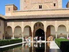 スペインへの旅~パラドールと素敵な建築物