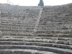 イタリア23   ポンペイ遺跡1(スタビアーネ浴場1)