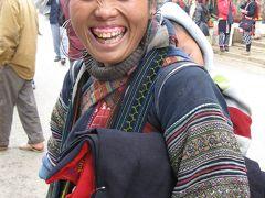 ベトナム&カンボジアの旅 サパ編