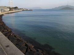 瀬戸内海の多島美を堪能する