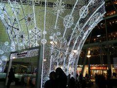 クリスマスのソウル(前半)