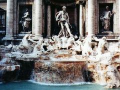 1986年アテネ・ローマ・パリの旅