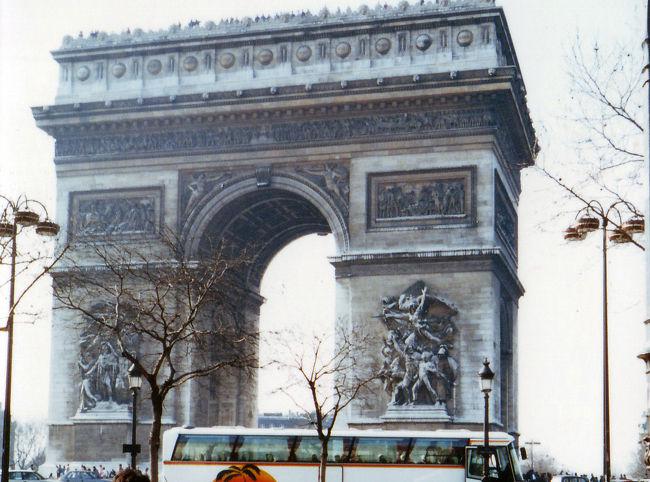 1986年の春、初めての海外旅行先に選んだのはヨーロッパ<br />ギリシャ、イタリア、フランスの3か国<br />今から20年以上前・・・<br /><br />最後の訪問国はフランスです。