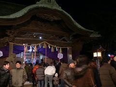 船橋 二宮神社 元日「初詣」