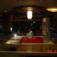 千里浜から和倉温泉「加賀屋」へ