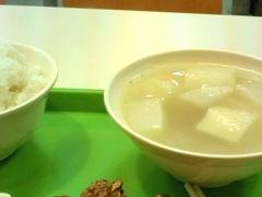 杭州でお茶を−夕食とホテル−