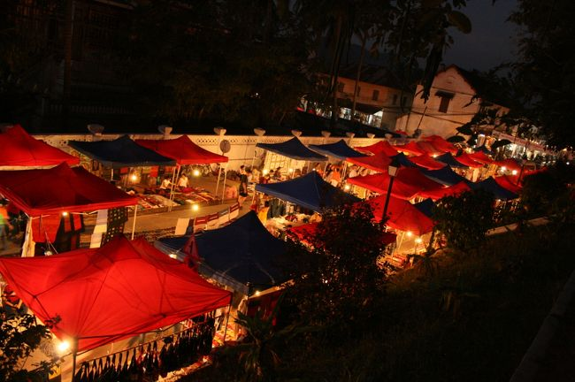 ルアンパバーン/Luang Prabang