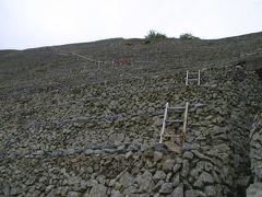 愛媛県・水荷浦→外泊★宇和海に面した石垣が特徴のまち