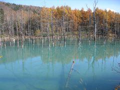 たまには「ベタ」な観光地めぐり0910 「美瑛&青い池」  ~美瑛・北海道~