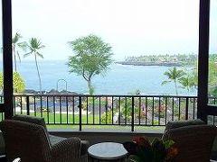 初☆ハワイ島~シェラトンに宿泊