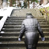2010初旅② ~雪の閑かさや・・・山寺立石寺~