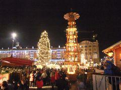 ニッキとあんちゃんのクリスマス市を訪ねて<ドイツ・チェコ・オーストリア>③ドレスデン編