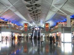 クリスマスシャットダウン日本帰国②(成田空港~セントレア)