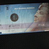 2009年12月エジプト(66) メンフィス遺跡