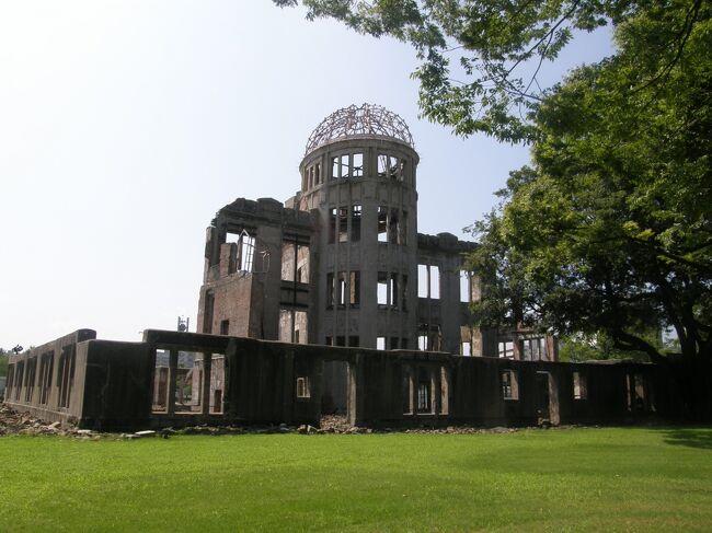 2009年8月 西日本の旅 第1~2日 甲子園、有馬温泉、広島遠征