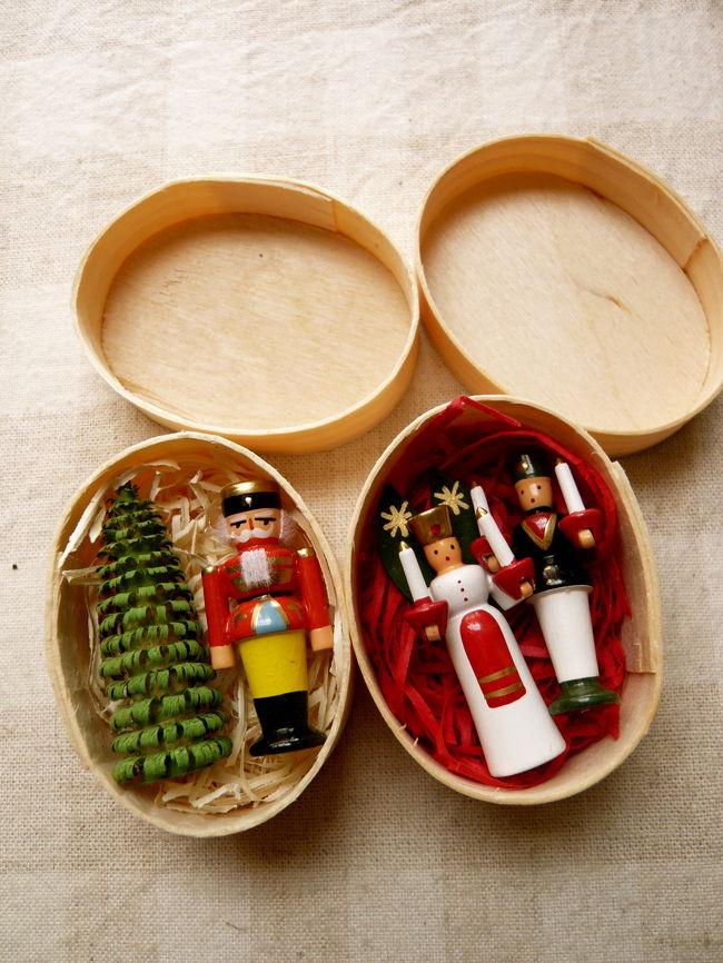 この間行ったドイツでは<br />クリスマスグッズをはじめ<br />かわいいものをいっぱい買えました★<br />そのおみやげを紹介しますね!