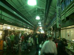 Chelsea Market は古い建物が心を暖める