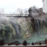 草津温泉-新年会の旅-