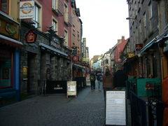 アイルランドの旅No9・・・ゴールウェイ(Galway)