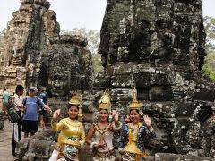 カンボジア・アンコールトム ∞ アジア・グランドサークル・ツアー(9) ∞