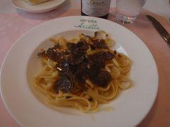 オステリア アリエッタ トリュフのカルボラーナ イタリアンレストラン 2009クリスマス