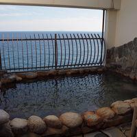 2010年1月 うたゆの宿伊豆南熱川ホテル その2 展望大浴場朝日の湯と夕食バイキング