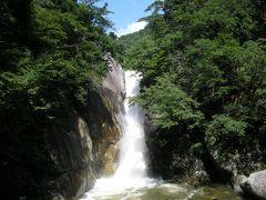 緑と水が美しい、夏の昇仙峡