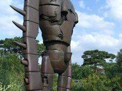 三鷹の森ジブリ美術館・井の頭公園
