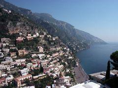 南イタリア周遊の旅(6)ナポリからソレント半島を周遊する。ポジターノに泊まりアマルフィとカプリを巡る。