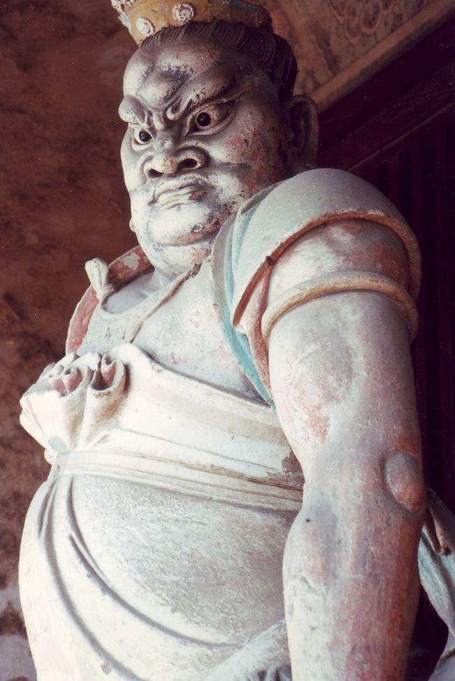 ★ちょっと昔の中国 山西省と河北省(1)太原と平遥のあたり