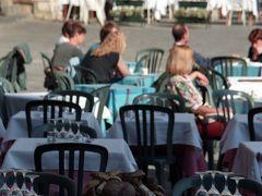 中部イタリアの旅(7)フィレンツェを起点にシエナとアレツッオとルッカの中世都市を巡る。