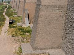 ★山西省一人歩き(9)平遥古城城壁を徒歩で一周する
