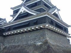 寒いよ九州。2日目in熊本
