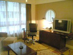 香港 シェラトン・ホンコン・ホテル&タワーズ スイート に宿泊してみました。
