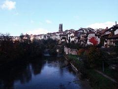 スイスの旅(9)ミラノから国境を越えてローザンヌを経由しフリブールに滞在する。