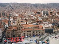 ペルー・ボリビアの旅(1)~ラパス~