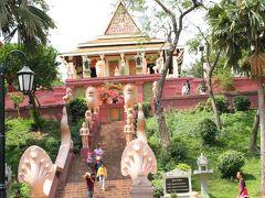 Wat Phnom(ワット・プノン)Phnom Penh(プノンペン)名前の由来