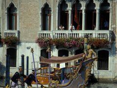 イタリア周遊の旅①ヴェネツィア レガッタ・ストリーカ