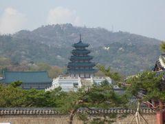 18日間世界一周①東京からソウル・市内をぐるっと回って香港へ