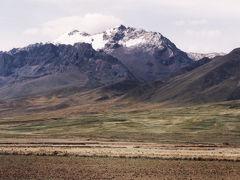ペルー・ボリビアの旅(3)~プーノ・クスコ 高山鉄道~
