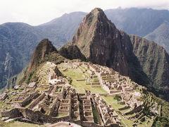 ペルー・ボリビアの旅(4)~マチュピチュ~
