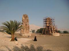 エジプト世界遺産紀行①(出発~ルクソール)