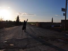 シリア便りVol.9~アレッポ郊外のマンベジ、村で過ごす週末