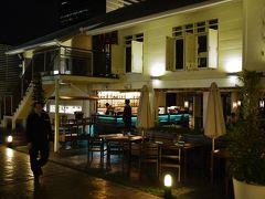 バンコク サパンタクシン オリエンタルホテル周辺を探索してみました。